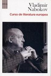 Papel Curso De Literatura Europea