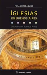 Libro Iglesias De Buenos Aires = Churches En Buenos Aires