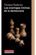 Papel ENEMIGOS INTIMOS DE LA DEMOCRACIA (CIRCULO DE LECTORES)
