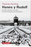 Papel HANNS Y RUDOLF EL JUDIO ALEMAN Y LA CAZA DEL KOMMANDANT DE AUSCHWITZ