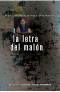 Papel LETRA DEL MALON (SERIE PUEBLOS ORIGINARIOS)