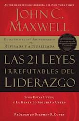 Papel 21 Leyes Irrefutables Del Liderazgo, Las