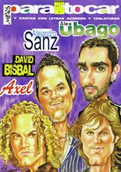 Papel Axel/David Bisbal/Alejandro Sanz/Alex Ubago