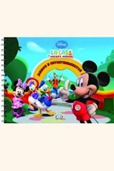 Papel Casa De Mickey Y Mouse Juegos Y Entretenimie