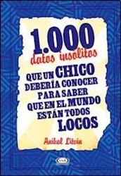 Papel 1000 Datos Insolitos Que Un Chico Deberia Co