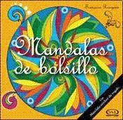 Papel Mandalas De Bolsillo - Amarillo Con Stickers