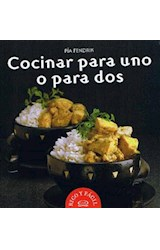 Papel COCINAR PARA UNO O PARA DOS (RICO Y FACIL) (CARTONE)