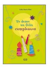 Papel Te Deseo Un Feliz Cumpleaños