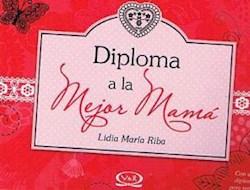 Papel Diploma A La Mejor Mama