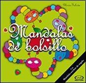 Papel Mandalas De Bolsillo Para Niños (8) - Tapa Rojo