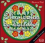 Papel Mandalas De Bolsillo (6) - Tapa Marron