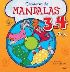 Papel Cuaderno De Mandalas 3-4 Años