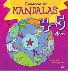 Papel Cuaderno De Mandalas 4-5- Años