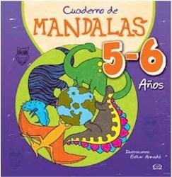 Papel Cuaderno De Mandalas 5-6 Años