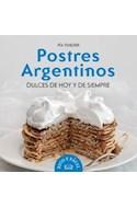 Papel POSTRES ARGENTINOS DULCES DE HOY Y DE SIEMPRE (RICO Y F  ACIL) (CARTONE)