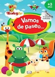 Papel Baby Tv Vamos De Paseo C/Stickers