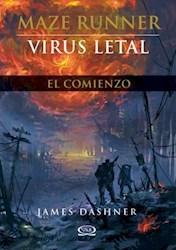 Papel Maze Runner 4 Virus Letal - El Comienzo
