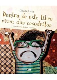 Papel Dentro De Este Libro Viven Dos Cocodrilos