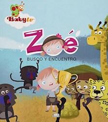Papel Baby Tv Zoe Busco Y Encuentro