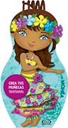 Papel Mm - Crea Tus Muñecas Tahitianas Con Mohea