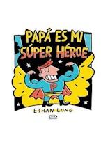 Papel PAPA ES MI SUPER HEROE