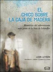 Libro El Chico Sobre La Caja De Madera