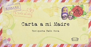 Papel Carta A Mi Madre
