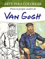Libro Arte Para Colorear : Van Gogh