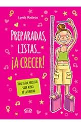 Papel PREPARADAS, LISTAS...A CRECER