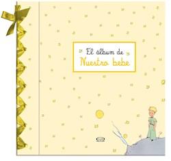 Libro Album De Nuestro Bebe - El Principito