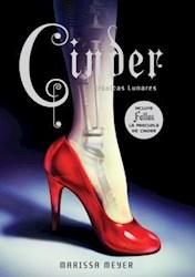 Libro Cinder  ( Libro 1 De La Saga Cronicas Lunares )