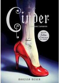 Papel Cinder - Cronicas Lunares 1