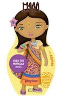 Papel CREA TUS MUÑECAS INDIAS CON ASHNA (COLECCION MINI MIKI) (CARTONE)