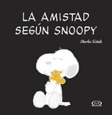 Libro La Amistad Segun Snoopy