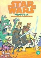 Libro 5. Star Wars  Aventuras En Las Guerras Clonicas