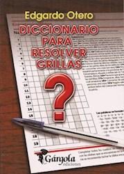 Papel Diccionario Para Resolver Grillas