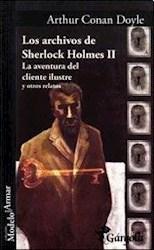 Papel Archivos De Sherlock Holmes Ii, Los