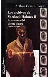 Papel LOS ARCHIVOS DE SHERLOCK HOLMES II