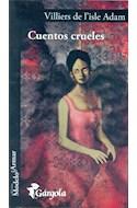 Papel CUENTOS CRUELES (COLECCION MODELO PARA ARMAR 63)