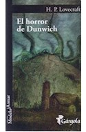 Papel HORROR DE DUNWICH (COLECCION MODELO PARA ARMAR 69)