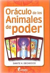 Libro Oraculo De Los Animales De Poder