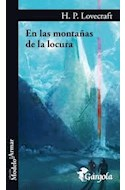 Papel EN LAS MONTAÑAS DE LA LOCURA (COLECCION MODELO PARA ARMAR 74)
