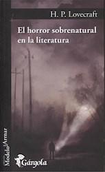 Libro El Horror Sobrenatural En La Literatura