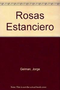 Libro Rosas Estanciero
