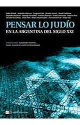 Papel PENSAR LO JUDIO EN LA ARGENTINA DEL SIGLO XXI