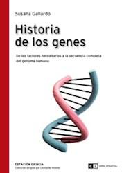 Libro Historia De Los Genes
