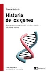 Papel HISTORIA DE LOS GENES