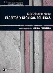 Libro Escritos Y Cronicas Politicas