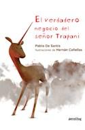 Papel VERDADERO NEGOCIO DEL SEÑOR TRAPANI (COLECCION AEROLITOS) (CARTONE)