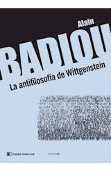 Papel LA ANTIFILOSOFIA DE WITTGENSTEIN